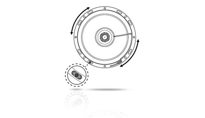 FlexFit 2 Basket - Speaker