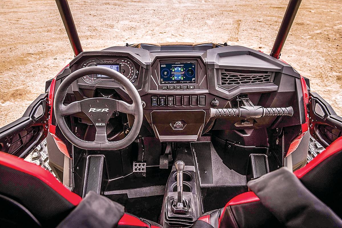 Turbo S Dash w/ RC